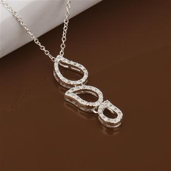 wholesale Bracelet women Necklace fashion jewelry 2014 Twisted Line